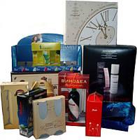 Упаковка под часы и сувенирную продукцию