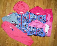 Комбинированный костюм-тройка на девочку оптом, Crossfire, 6/9-36 рр, фото 1