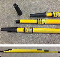 Ручка телескопическая для валика HT tool 1,5-3м
