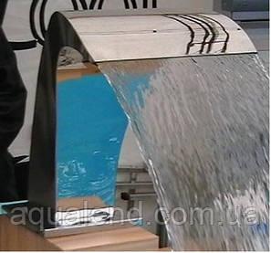 Водоспад Лотос полірована сталь 304, фото 2