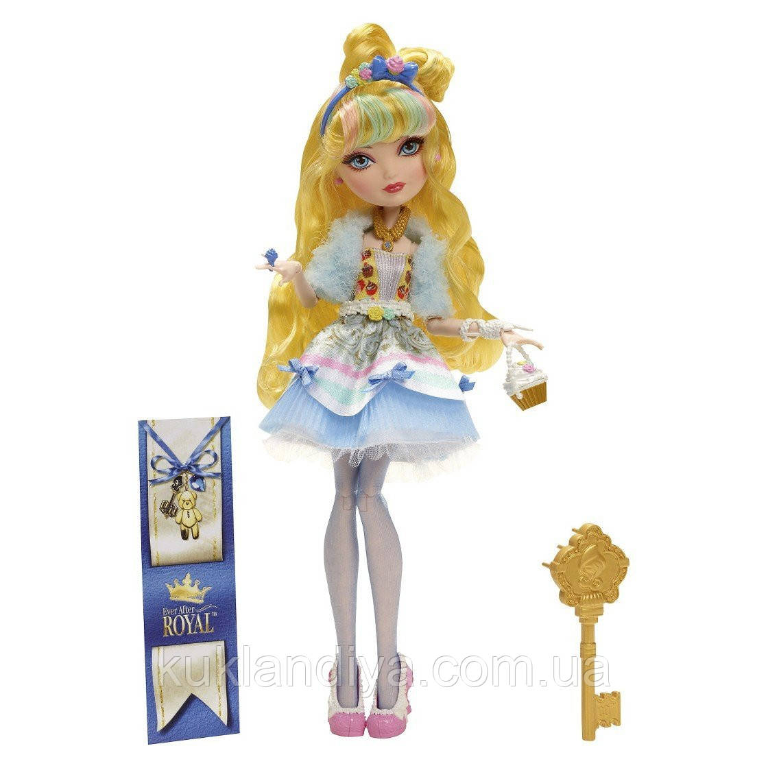 Кукла Ever After High Blondie Lockes Just Sweet  Блонди Локс