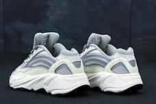 Рефлектив   Жіночі кросівки в стилі Adidas Yeezy Boost 700 V2 Static, фото 3