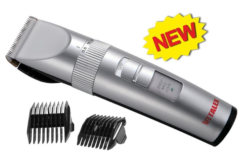 Машинка для стрижки Vitalex VL-4022 профессиональная керамические ножи