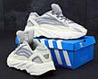 Рефлектив | Женские кроссовки в стиле Adidas Yeezy Boost 700 V2 Static, фото 3