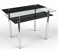 """Стеклянный кухонный стол """"Comfy Home"""" Copy, фото 1"""