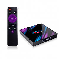 ТВ-приставка H96 MAX Smart TV Box 4/32 Гб