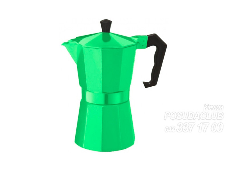 Гейзерная кофеварка Con Brio, 450 мл.