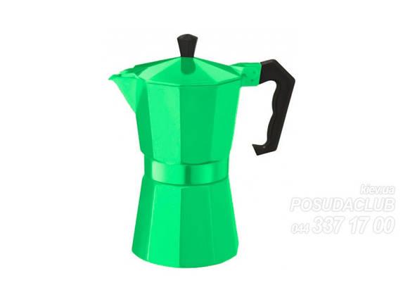 Гейзерная кофеварка Con Brio, 450 мл., фото 2
