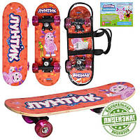 Скейт детский лунтик