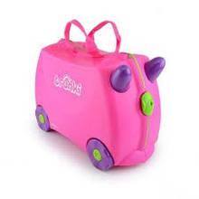 Валіза дитячий на колесах Trixi Trunki TRUP061