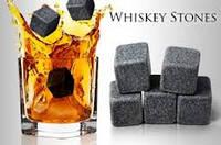 Камни для виски Whiskey Stones. Камни для виски, коньяка, скотча. Камни для охлаждения напитков. Код: КЕ396