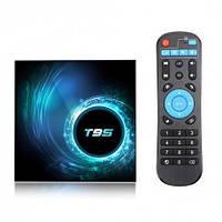Смарт ТВ-приставка T95 H616 4/64 GB - Android 9 TV BOX