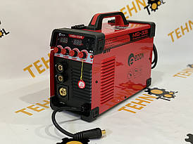 Інверторний зварювальний напівавтомат EDON MIG-335 (2в1 MIG+MMA)