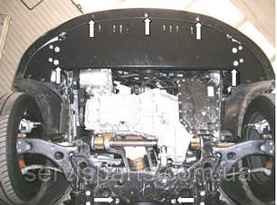Защита двигателя Ford Focus C-Max (Форд Фокус Ц-Макс), фото 2