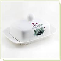 Масленка керамическая Лаванда Maestro MR-10024-45