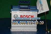 Аккумулятор bosch s4 silver — 6СТ-52 евро