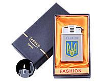 Запальничка в подарунковій коробці Україна (Звичайне полум'я) №UA-41-3