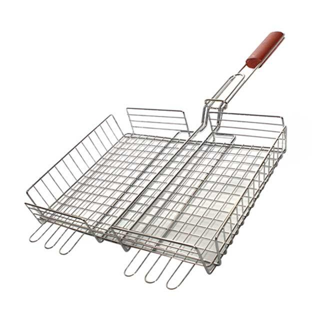 Решетка для гриля-барбекю