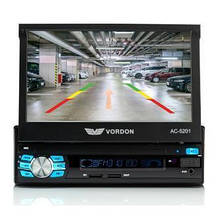 Автомагнітола AV-система Vordon AC-5201 Kent - Уцінка