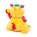 Іграшка - Гіпопотам-Жонглер, фото 3
