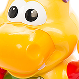 Іграшка - Гіпопотам-Жонглер, фото 4