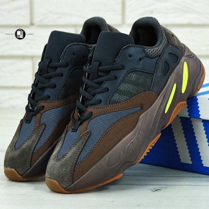 """Женские кроссовки в стиле Adidas Yeezy Boost 700 """"Mauve"""""""