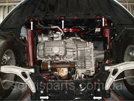 Захист двигуна Ford Focus III Sedan 2011- (Форд Фокус III), фото 3