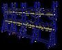 Леса строительные клино-хомутовые, Киев, Одесса, Львов, Винница, фото 3