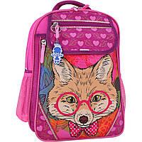 Рюкзак шкільний Bagland Відмінник 20л (580 143 малина 512), фото 1