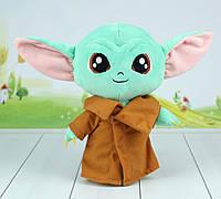 Мягкая игрушка Йода, 25 см., фото 1