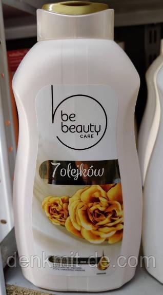 "Гель для душа Be Beauty ""7 olejkow"", 1.3 л"