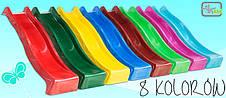 Горка спуск 2,2 м. KBT (разные цвета), фото 2
