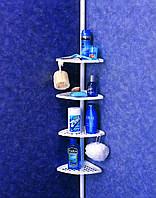 Полка для ванной PrimaNova N11-02 Голубой, фото 1