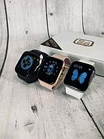Смарт часы Т500.Умные часы Smart Watch T500 , В стиле Apple watch белые