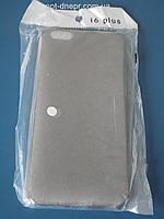 Чехол на Iphone 6 plus прозрачный