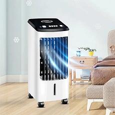 Охладитель увлажнитель воздуха Germatic BL-201 DL 80Вт | Портативный напольный кондиционер