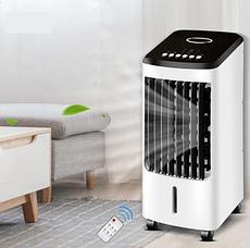 Охладитель увлажнитель воздуха Germatic BL-201DLR с пультом 120Вт | Портативный напольный кондиционер