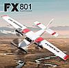 Самолет FX801 Cessna 182 радиоуправляемый 2-х канальный 2,4 ГГц   Модель Сесна на радиоуправлении с пультом, фото 2