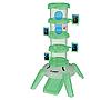 Тир башня Dark Wars B3240G | Набор пистолет бластер с мишенью, фото 4