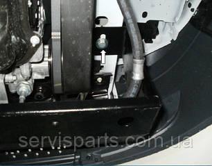 Защита двигателя Ford Transit 2006-2013 (Форд Транзит), фото 2