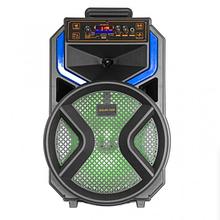 """Акустическая колонка Ailiang KOLAV-120E аккумуляторная Bluetooth 12"""" 60Вт   Беспроводная  аудиосистема"""