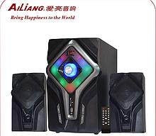 Акустическая система Ailiang UF-DC638C Bluetooth 60Вт   Аудиосистема с пультом