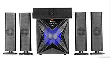 Акустическая система Ailiang UF-DC7053 5.1 Bluetooth 100Вт   Аудиосистема с пультом