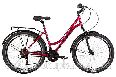 "Велосипед 26"" Formula OMEGA 2021 (гранатовий)"