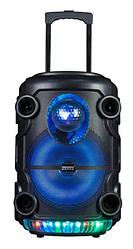 Аудио кроссовер Temeisheng TMS-1210 60Вт двухсторонний 2 микрофона | Акустика bluetooth автономная