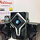 """Акустична система Ailiang UF-DC628C-DT Bluetooth акумуляторна 2х5"""" 40 Вт   Бездротова акустика, фото 5"""