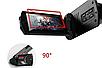 Колонка Temeisheng SL12-14 150Вт беспроводная с видеомикрофоном-суфлером | Караоке спикер bluetooth, фото 3