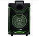 """Акустична система Goldteller GT-6020 акумулятор Bluetooth з мікрофоном 8"""" 30Вт   Бездротова колонка, фото 2"""