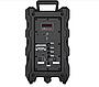 """Акустична система Goldteller GT-6020 акумулятор Bluetooth з мікрофоном 8"""" 30Вт   Бездротова колонка, фото 3"""