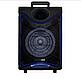 """Акустична система Goldteller GT-6020 акумулятор Bluetooth з мікрофоном 8"""" 30Вт   Бездротова колонка, фото 4"""